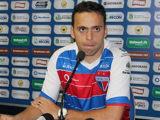 Boiadeiro agora veste a camisa do Fortaleza
