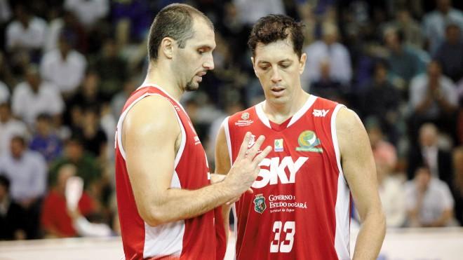 Drudi e Felipe Ribeiro são destaques do time do Basquete Cearense