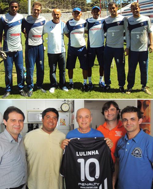 Lulinha é ídolo tanto do Ceará como do Fortaleza