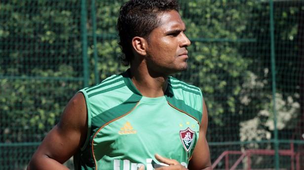 Anderson estava no Fluminense, onde foi campeão brasileiro no ano passado (FOTO: Divulgação)