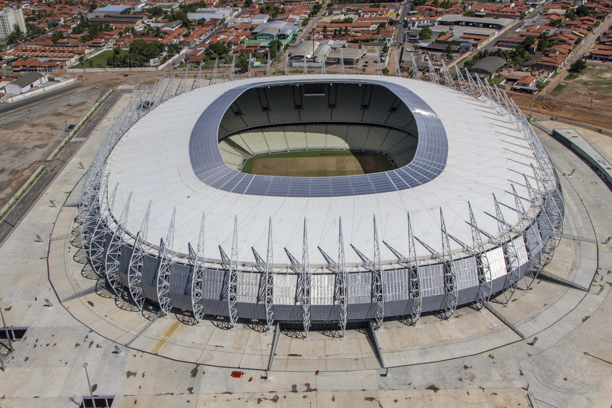 Castelao foi reinaugurado no dia 16 de dezembro de 2012 (FOTO: Divulgação)