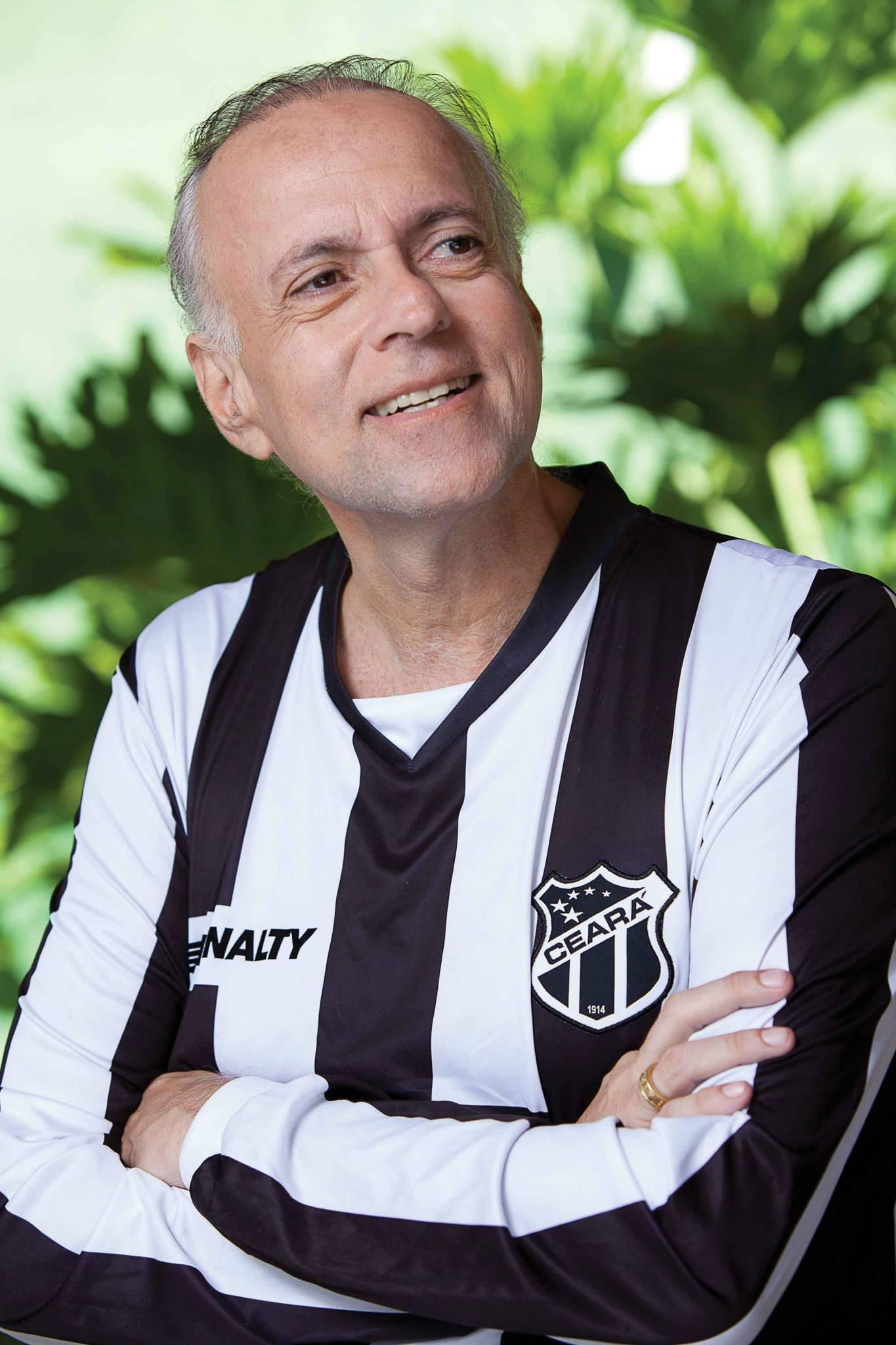 Orlando Mota além de torcedor, era conselheiro do Ceará Sporting Club (FOTO: reprodução Facebok)