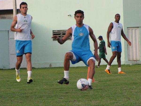 Juninho Potiguar foi destaque no Icasa com 11 gols marcados na Série B 2013 (FOTO: Paulo Sérgio/Divulgação)