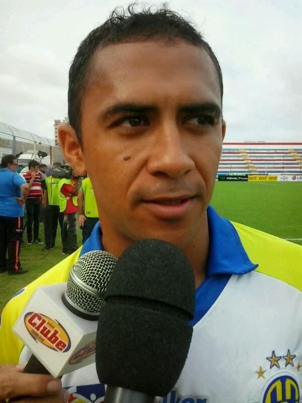 Atual vice-artilheiro do Estadual, André Cassaco já marcou 13 gols em 2014 (FOTO: Divulgação)
