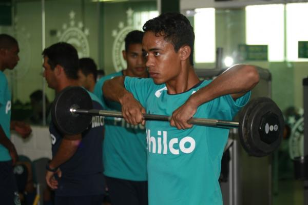 Felipe Amorim é cria do Goiás e chegou a atuar na seleção brasileira sub-20 (FOTO: Divulgação)
