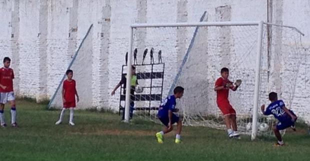 O clube do subúrbio de Fortaleza acabou de vencer a Copa Danone Sub-12