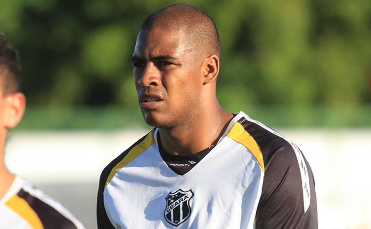 Jaílson ajudou a manter o placar que classificou o Alvinegro (FOTO: Divulgação/CearaSC.com)