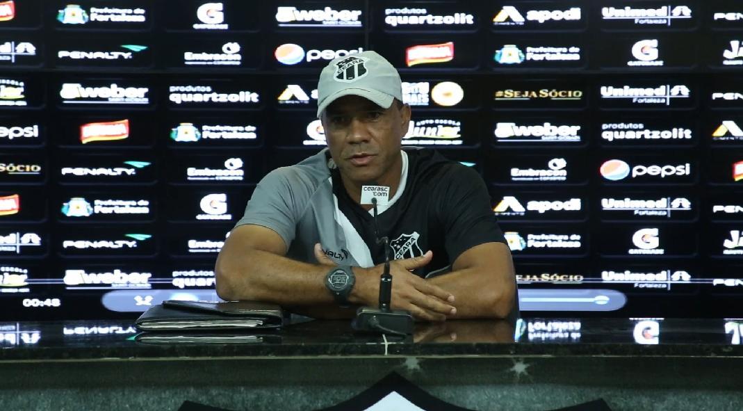 Sérgio Soares , foi campeão da Copa do Brasil como jogador em 2004 (FOTO: Davi Matos)
