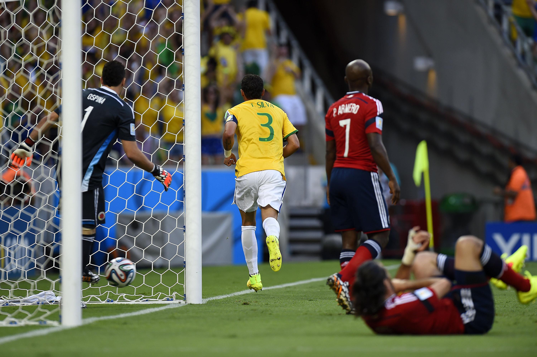 Brasil vence Colômbia e enfrentará a Alemanha nas semifinais da Copa do Mundo 2014 (FOTO: Jefferson Bernardes/VIPCOMM )