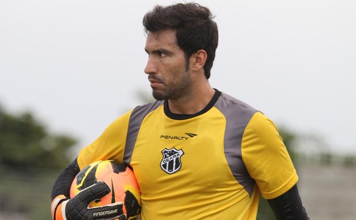 Tiago vai atuar pela segunda vez com a camisa do Ceará (FOTO: Divulgação/CearaSC.com)