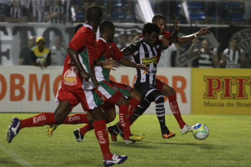 O Boa Esporte está muito próximo do acesso a Série A. (Foto: Divulgação/CearáSC)