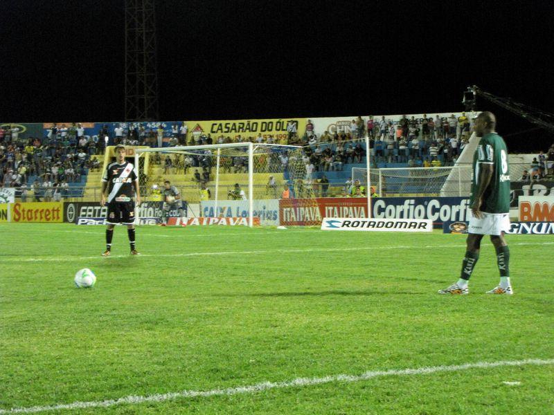 Após ser rebaixado, Verdão entra em campo para o jogo mais importante da rodada. (Foto: Divulgação/Icasa)
