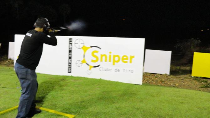 Sniper Clube de Tiro. (Divulgação/Sniper)