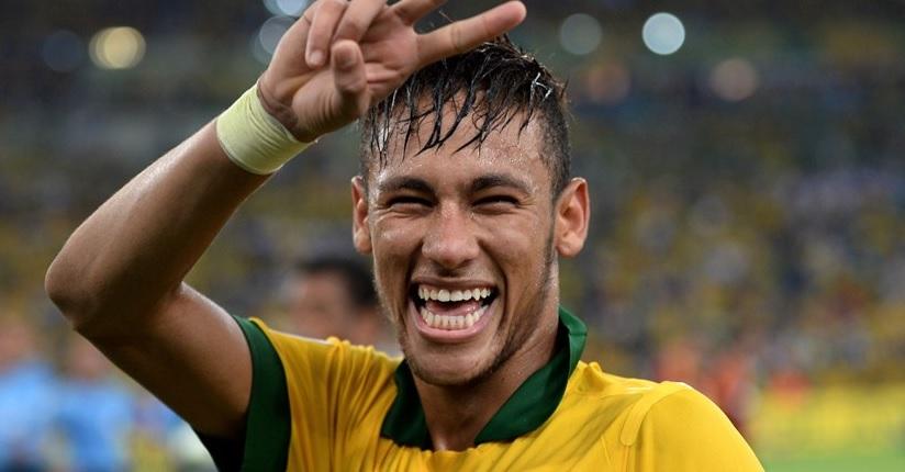 Neymar é o queridinho do torcedor cearense. (Foto: Divulgação)