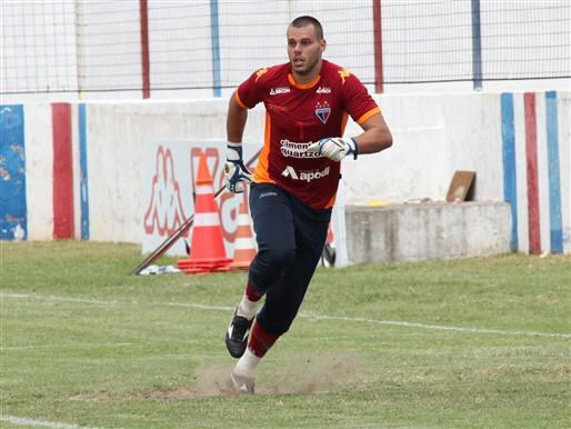Deola é uma das novidades do time titular do Fortaleza. (Foto: Divulgação/Fortaleza)