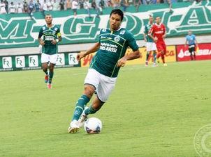Dudu Cearense é mais uma contratação de referência do Leão (Foto: Divulgação/Goiás)