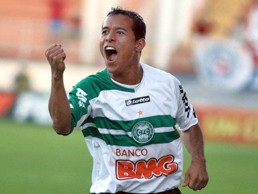Meia Marcos Aurélio é a 14ª contratação do Ceará.Marcos Aurélio é o mais novo meia do Ceará. (Foto: Divulgação/Coritiba)