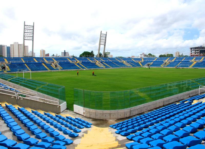 Estádio Presidente Vargas vai ser bastante utilizado no primeiro semestre. (Foto: Divulgação)