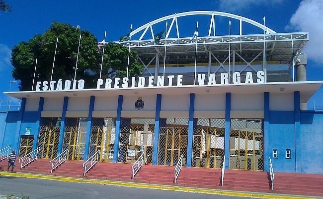 Estádio Presidente Vargas será a casa do torcedor cearense em 2015. (Foto: Divulgação)