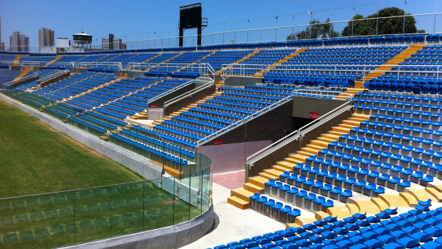 Após um 2014 apagado, o estádio Presidente Vargas virou a casa do futebol cearense em 2015. (Foto: Divulgação)