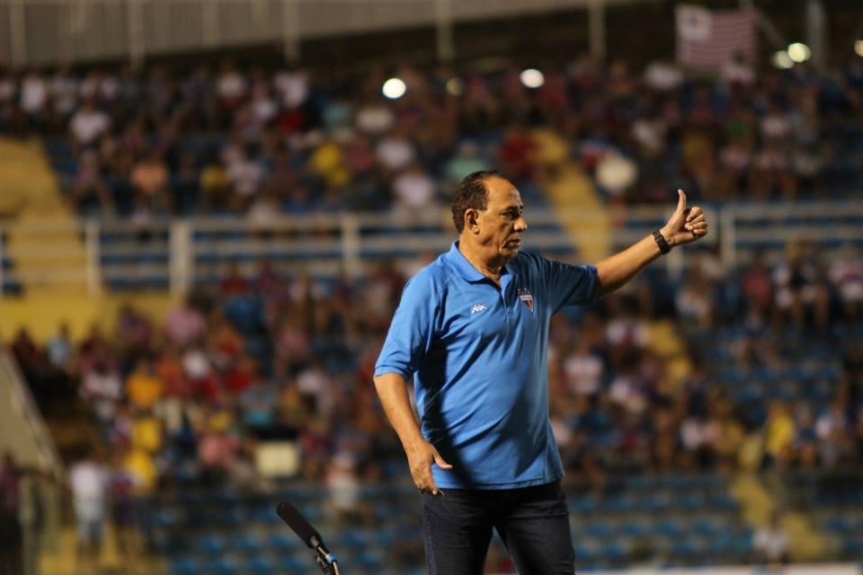 Nedo venceu a segunda partida pelo Fortaleza em 2015 (FOTO: Nodge Nogueira/divulgação)