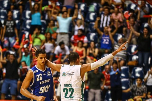 """O Basquete Cearense tem a oportunidade de decidir o """"Final Four"""" em casa (FOTO: Luiz Pires/LNB)"""