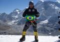 Rosier Alexandre iniciará nova tentativa de subida ao Everest, no Nepal (FOTO: arquivo pessoal)