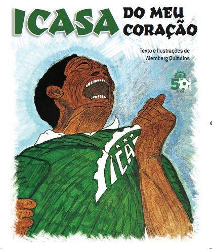 A capa do livro Icasa do meu coração. (Foto: Divulgação)