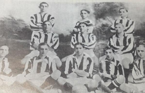 Entre 1915 e 1919, o Ceará Sporting Club foi cinco vezes campeão consecutiva da competição organizada pela Liga Municipal (FOTO: divulgação)