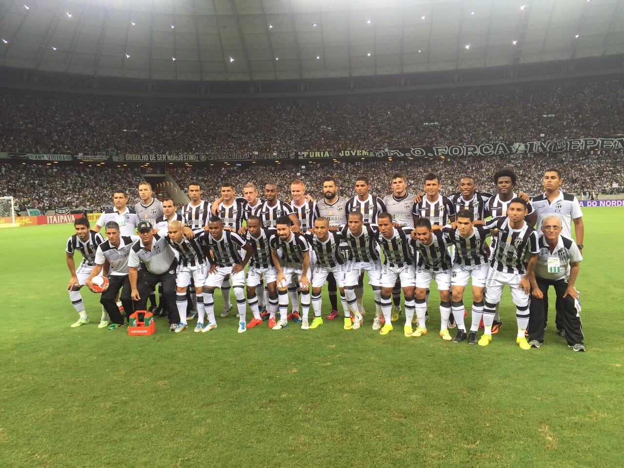 Ceará é campeão invicto da Copa do Nordeste2015 (Foto: Tribuna do Ceará)