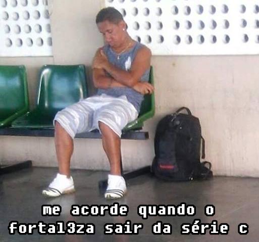 O perfil Ceará Mil Grau foi criado por torcedores alvinegros (FOTO: reprodução/Facebook.com)