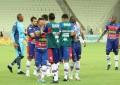 Tricolor sai de campo como líder da competição, com 6 pontos em dois jogos (Foto: Nodge Nogueira/Divulgação)