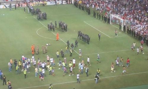 78% dos fortalezenses culpam torcidas organizadas por violência nos estádios