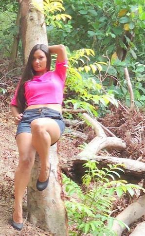 Luciana Araújo é uma das candidatas a possível musa do Fortaleza (FOTO: reprodução/uol.com.br)