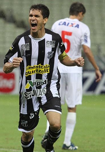 Esta foi a 2ª passagem de Magno Alves pelo Ceará (FOTO: Divulgação/Ceará SC)