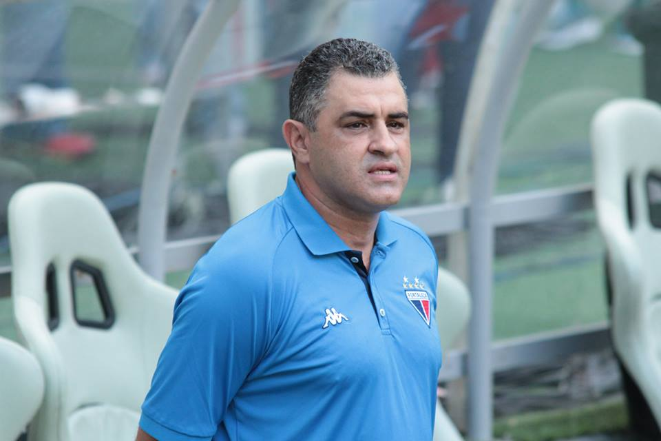 A equipe do treinador Marcelo Chamusca quer continuar invicta na competição (FOTO: divulgação/Nodge Nogueira)
