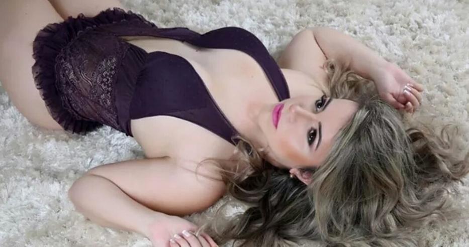 Sindy Ellen Ferreira da Silva é uma das candidatas possíveis a musa do Ceará (FOTO: reprodução/uol.com.br)