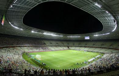A Arena apresentou todos os laudos (Foto: Reprodução/Facebook))