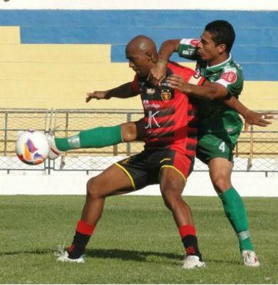 Moré disputou o Campeonato Cearense pelo Guarani e é o homem de referência no ataque (Foto: Arquivo pessoal)