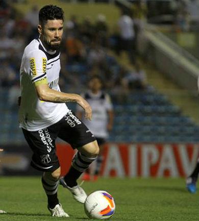 Ricardinho é grande líder da equipe (Foto: Divulgação/Cearasc.com)