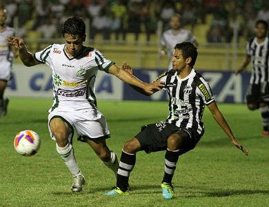 Na última rodada o time foi mais uma vez derrotado (Foto: Divulgação/Cearasc.com)