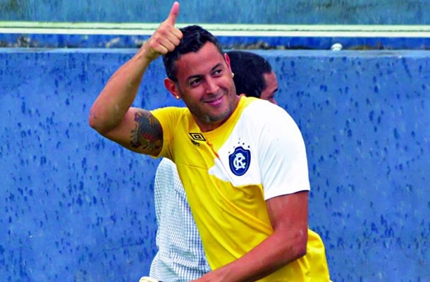 Depois de atuar pelo Inter de Lages, Fernando Henrique acertou com o Remo (Foto: Remo100%)