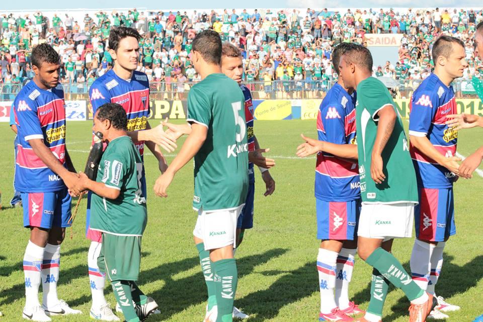 Fortaleza e Icasa se enfrentaram também na semifinal do Cearense 2015 (Foto: Nodge Nogueira)