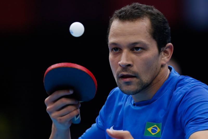 Thiago Monteiro irá lutar pela quarta medalha de ouro de sua carreira em Jogos Pan-Americanos (Foto: divulgação)