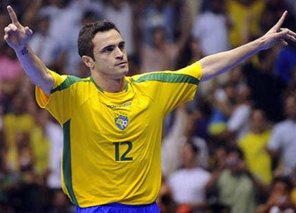 Falcão retornará a Seleção em Fortaleza (Foto: Divulgação)