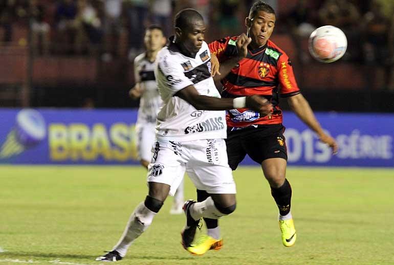O Sport, dono de um acesso em 2013, conseguiu avançar três vezes à Série A nos últimos 10 anos (Fotos: divulgação/cearasc.com)
