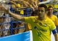 Falcão volta a Seleção Brasileira na partida realizada na Arena Castelão (Foto: Reprodução/Facebook)