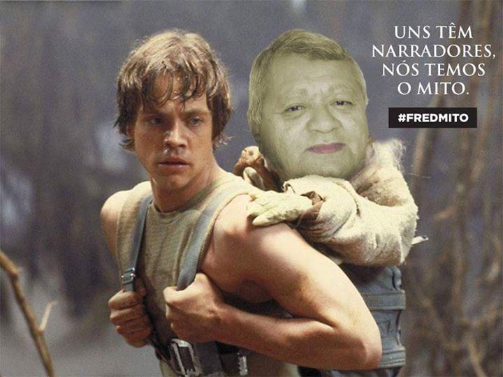 Fred Mito - Yoda