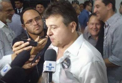 Robinso foi eleito com 190 votos contra 38 (Foto: Rodrigo Cavalcante/A3 FM)