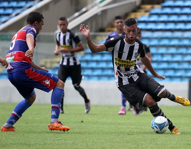 No Clássico-Rei do último domingo a equipes ficaram em 2 a 2 (Foto: Divulgação/Cearasc.com)